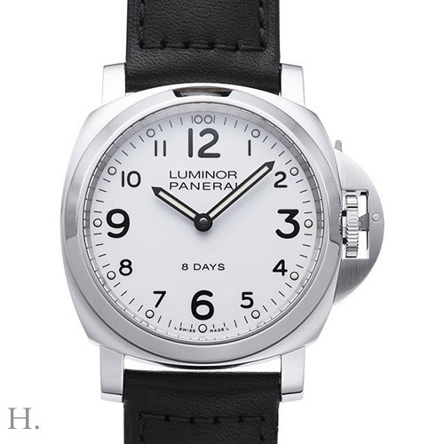 Panerai Luminor Base 8 Days Stainless Steel