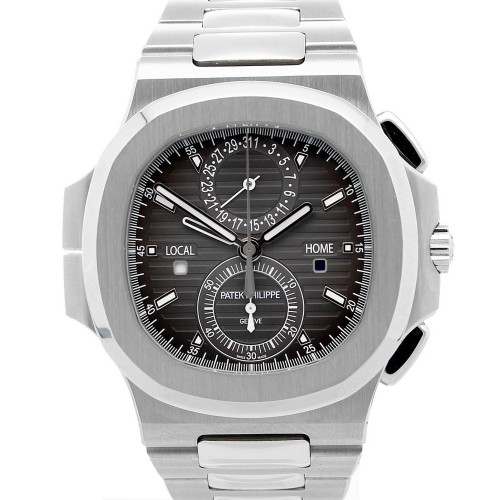 Patek Philippe Nautilus Travel Time
