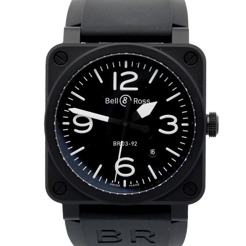 Bell & Ross BR 03-92 Ceramic Black matte