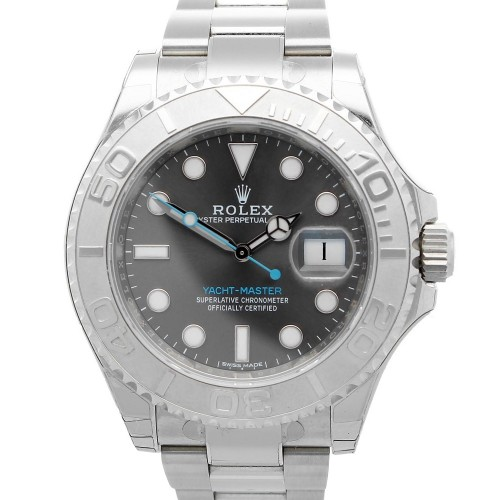 Rolex Yachtmaster 40 Rhodium (like new)