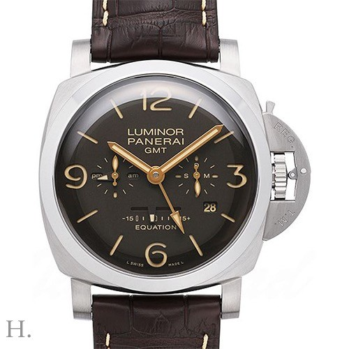 Panerai Luminor 1950 8 Days Equation of Time GMT