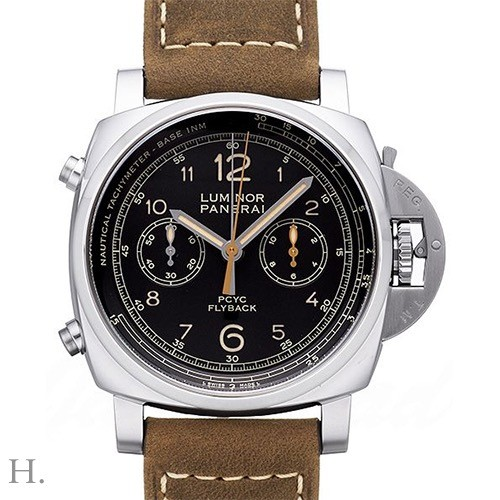 Panerai Luminor 1950 PCYC 3 Days Chrono Flyback Automatic Acciaio