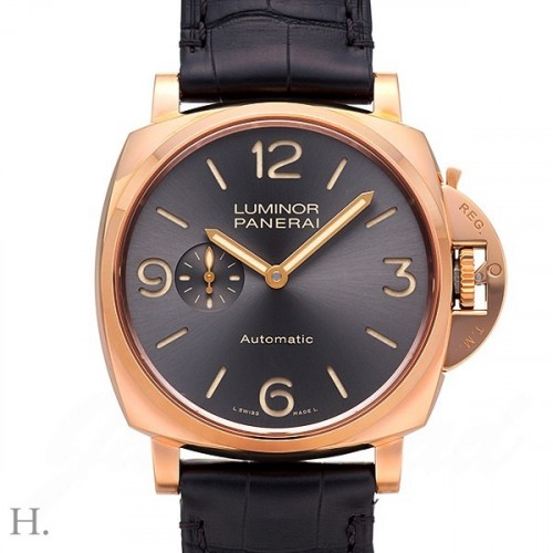 Panerai Luminor Due 3 Days Automatic Oro Rosso