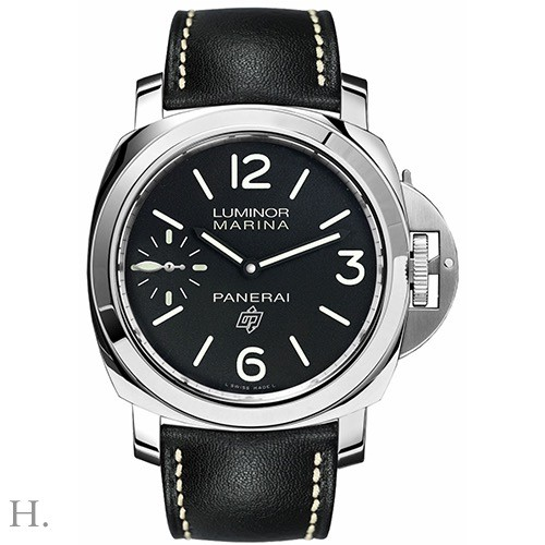Panerai Luminor Base Logo 3 Days Acciaio