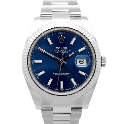 Rolex Datejust 41 (New Warranty)
