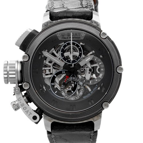 U-Boat Chimera Chrono 46 Skeleton Limited Edition (2016)