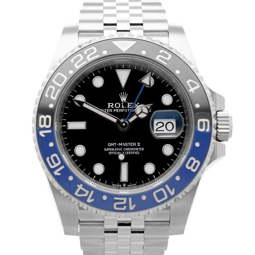 Rolex GMT Master II (New Warranty)