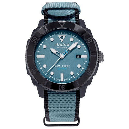 Alpina Seastrong Diver Gyre Gents Automatic