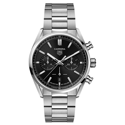 Tag Heuer Carrera Calibre Heuer 02 Automatic Chronograph 42mm