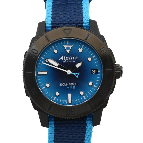 Alpina Seastrong Diver Gyre Ladies Automatic
