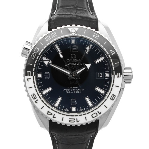 Omega Seamaster Planet Ocean 600 M Co-Axial Master Chronometer GMT 43,5mm