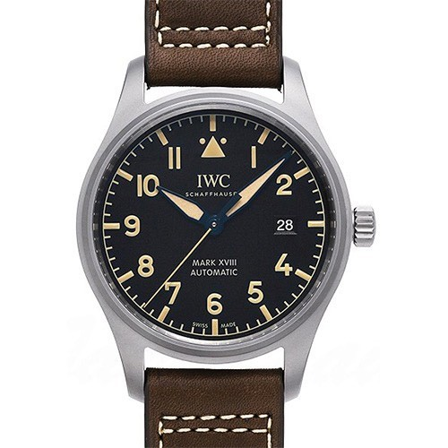 IWC Pilot`s Watch Fliegeruhr Mark XVIII Heritage