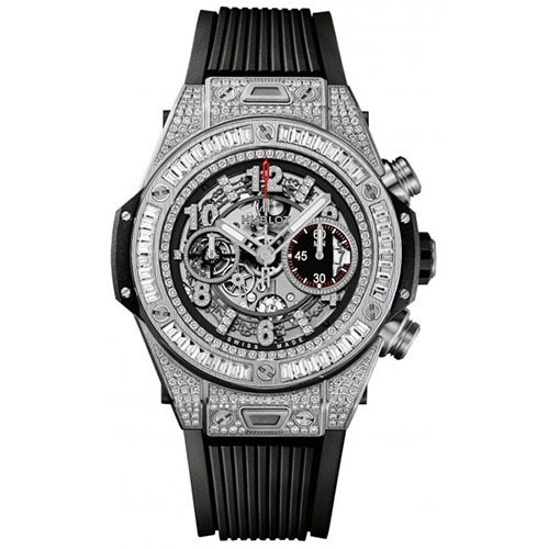 Hublot Big Bang Unico Titanium Jewellery 45mm Automatic Chronograph