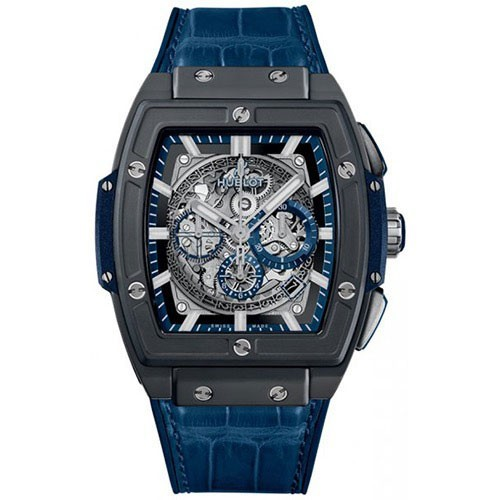 Hublot Spirit of Big Bang Ceramic Blue 45mm