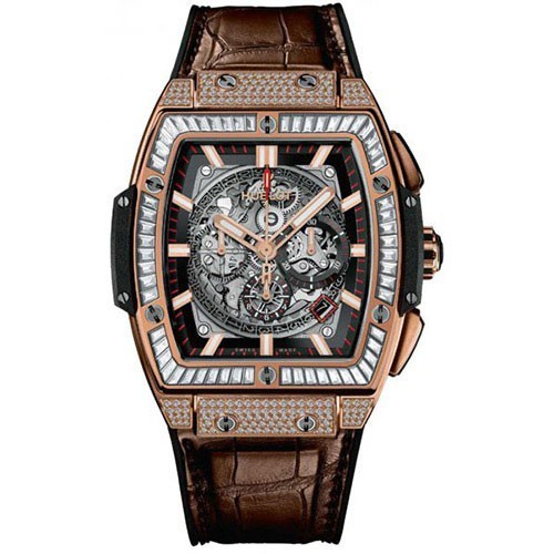 Hublot Spirit of Big Bang King Gold Jewellery 45mm