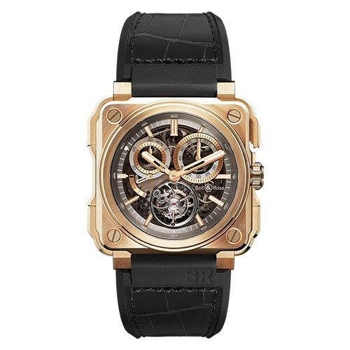 Bell & Ross BR-X1 TOURBILLON ROSE GOLD