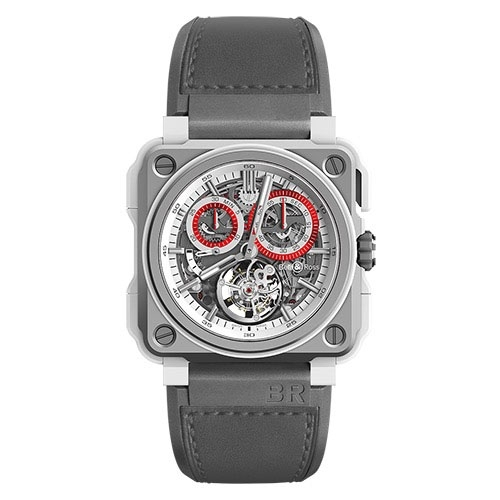 BELL & ROSS BR-X1 TOURBILLON WHITE HAWK