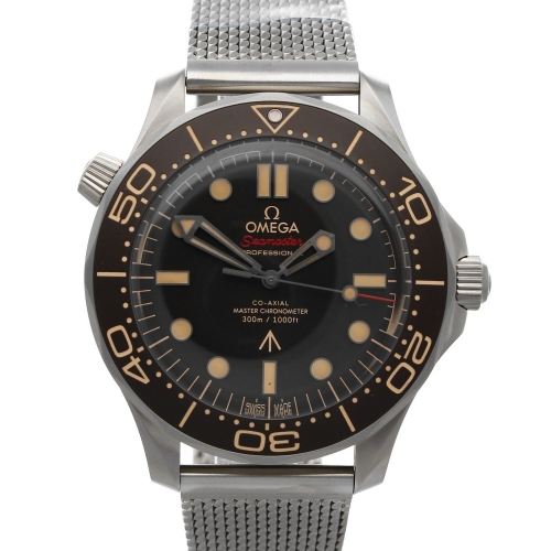 Omega Seamaster Diver 300M Co‑Axial Master Chronometer 42 mm 007 Edition