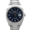 Rolex Datejust 36 Blue Fluted Dial